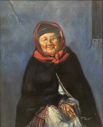 Troshynski, Kathie - Old Woman - for website