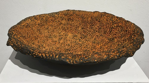 website Elliot, Larry (Rochester) - Textured Bowl