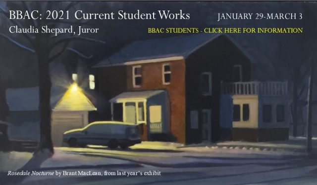 2021 student show – pre-show